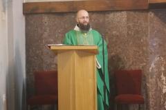 12.08.2018 - Msza św. pożegnalna o. Elizeusza Czwerenko OFM