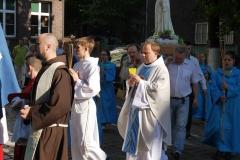 13 maja 2018 - Dzień Fatimski 2018. Odwiedziny o. Karola Piela OFM misjonarza z Bowliwii