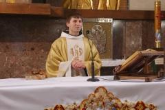 19.06.2018 - Msza św. imieninowo - pożegnalna o. Romualda Kasmatovicha OFM