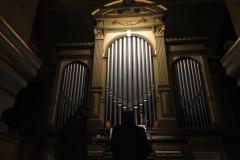 21.01.2018 - Koncert organowy w wykonaniu pana Waldemara Krawca - organisty z Zabrza