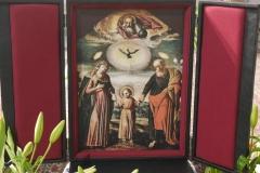 27-28.06.2018 - Nawiedzenie kopii cudownego obrazu św. Józefa z Sanktuarium z Kaliszu