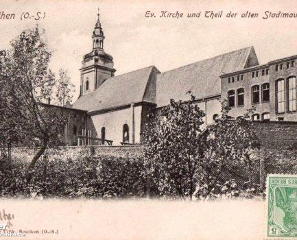 Bytom – zapomniany klasztor franciszkański